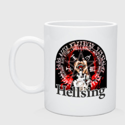 Hellsing  символ Алукарда