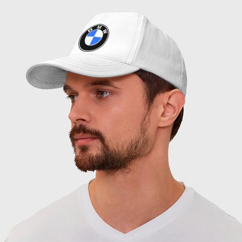 Бейсболка  Фото 02, Logo BMW