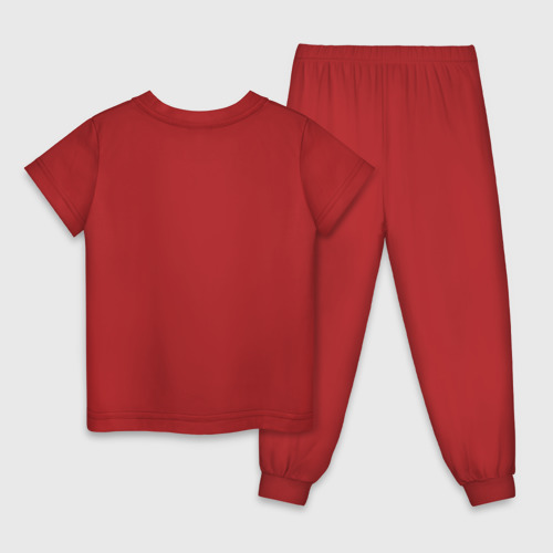 Детская пижама хлопок QR-code-kote Фото 01