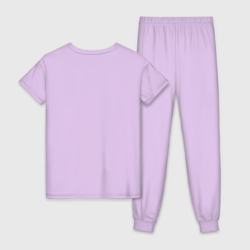 Женская пижама хлопок QR-code-kote Фото 01