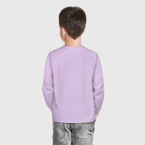 Детский лонгслив хлопок QR-code-kote Фото 01