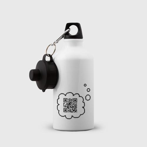 Бутылка спортивная  Фото 03, Привет, мир!