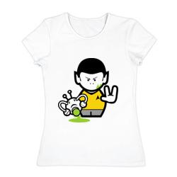 Spock - Спок - интернет магазин Futbolkaa.ru