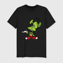 зеленый марсианин
