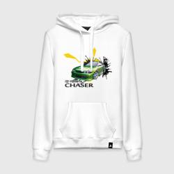 toyota chaser зеленая