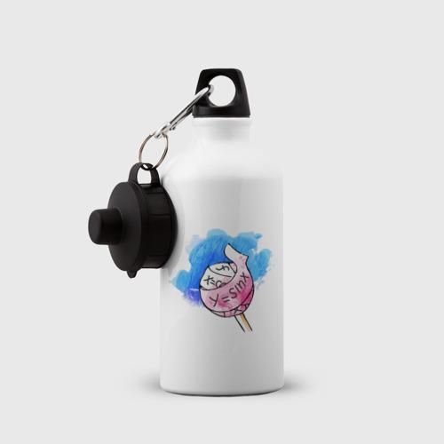 Бутылка спортивная  Фото 03, шпаргалка чупачупс