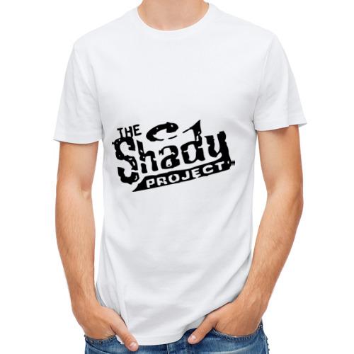 Мужская футболка полусинтетическая  Фото 01, the shady