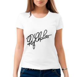 Ray Charles (автограф)