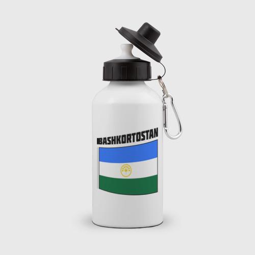 Бутылка спортивная Флаг Башкортостана