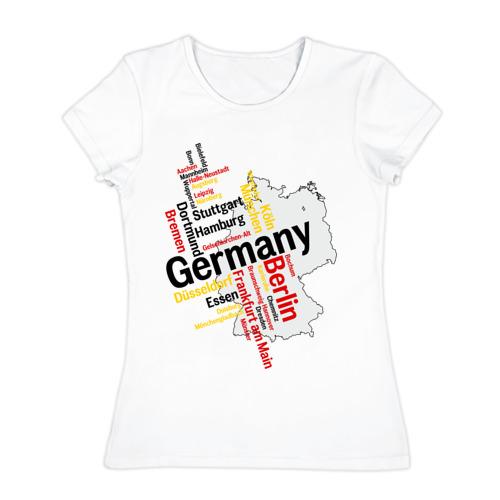 Германия (крупные города)