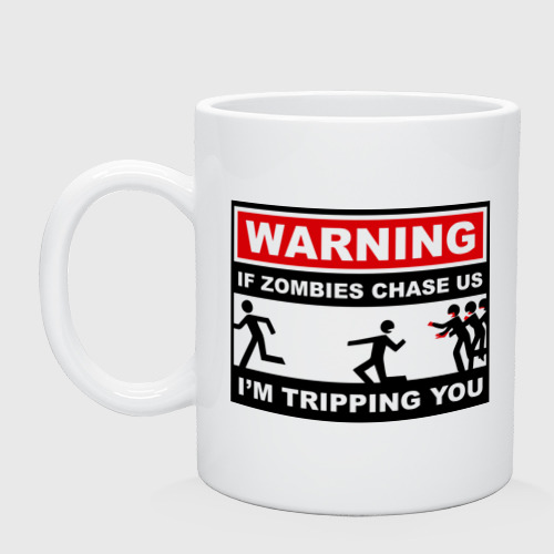 warning zombi