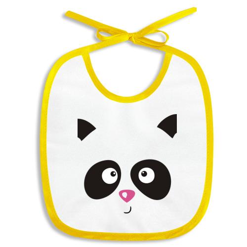 Слюнявчик милаха панда