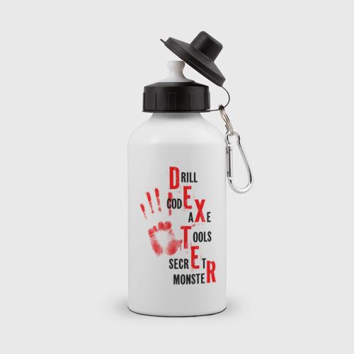 Бутылка спортивная Drill code axe tools