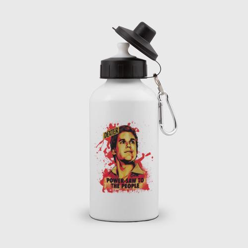 Бутылка спортивная Power-saw to the people