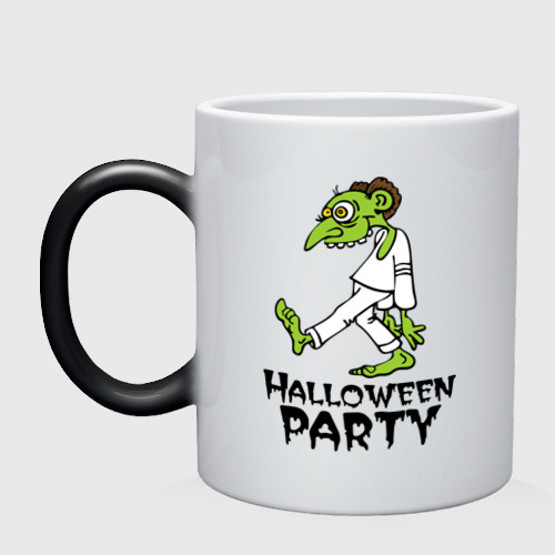 Halloween party-зомби