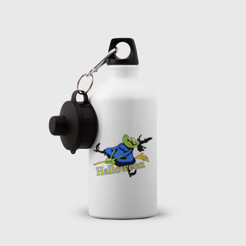 Бутылка спортивная  Фото 03, Бабка на метле