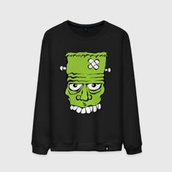 зеленый франкенштейн