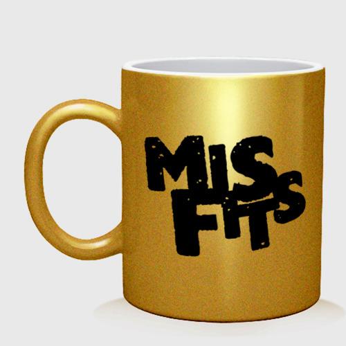 Кружка  Фото 01, Misfits лого