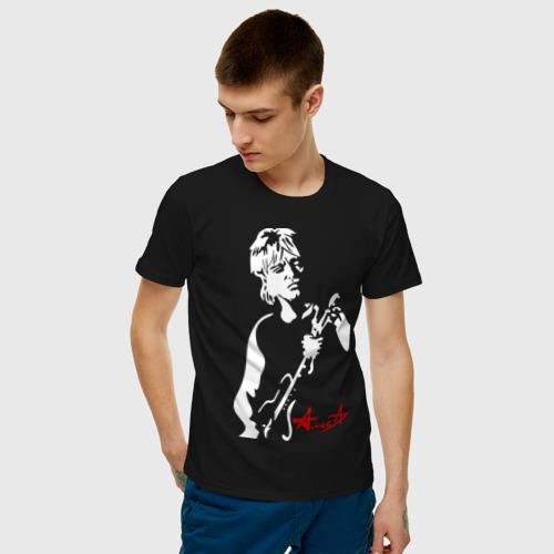 Мужская футболка хлопок Кинчев - Алиса Фото 01