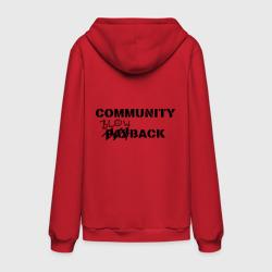 Community blowback