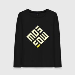 Moscow logotip светящийся
