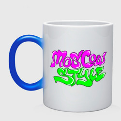 Moscow style flur