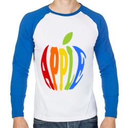 Apple яблоко
