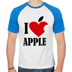 i love apple с листиком