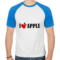 love apple с листиком