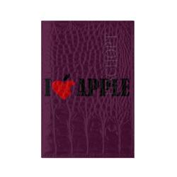 love apple с листиком