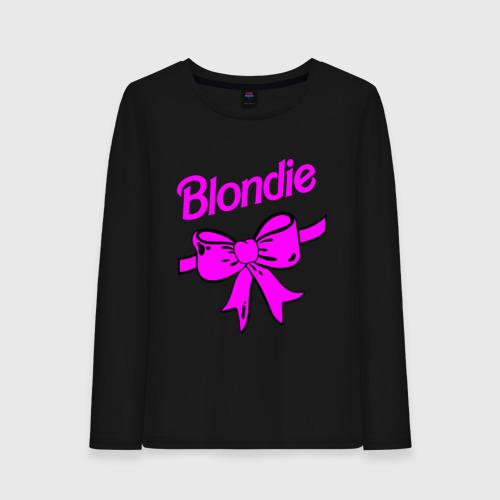 Blondie-barbie