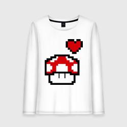 """Влюбленный грибок из игры  \""""Марио\"""""""
