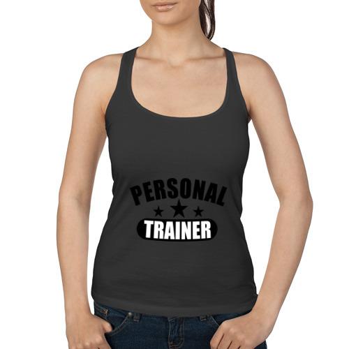 Женская майка борцовка  Фото 01, Personal trainer