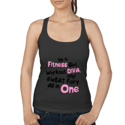 Im a fitness girl