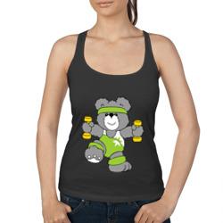 Fitness bear