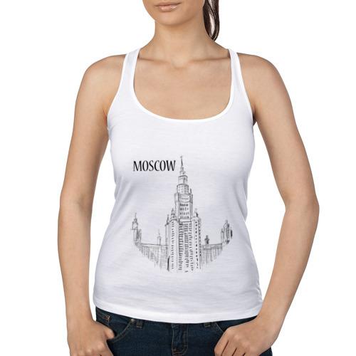 MOSCOW (эскиз)