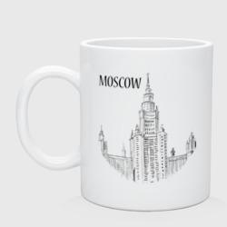 MOSCOW (эскиз) - интернет магазин Futbolkaa.ru