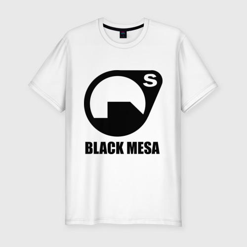Black mesa Black logo