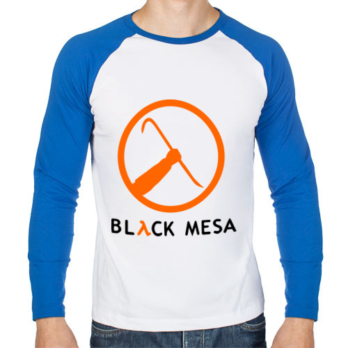 Black mesa Orange logo
