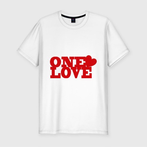 one love - одна любовь