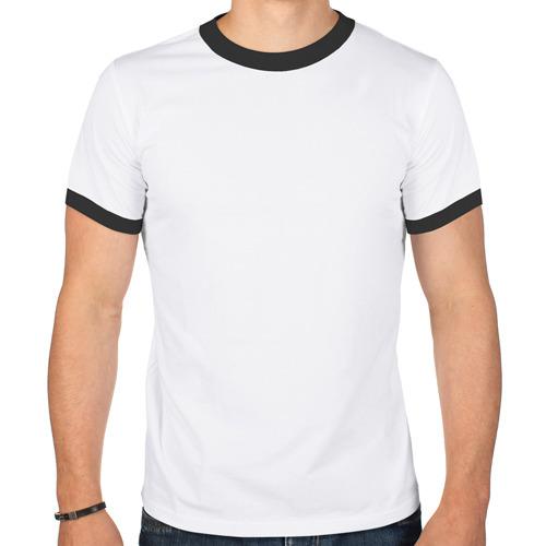 Мужская футболка рингер Oxxxymiron от Всемайки