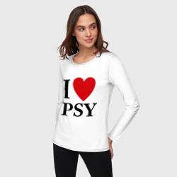 I love PSY