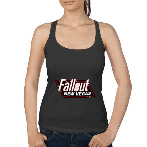 Женская майка борцовка  Фото 01, Fallout new vegas