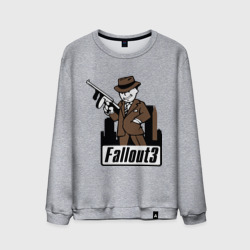 Fallout Man with gun