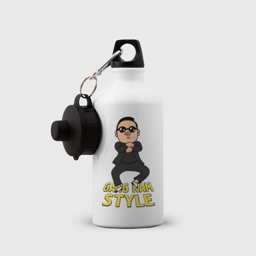 Бутылка спортивная  Фото 03, Gangnam style real