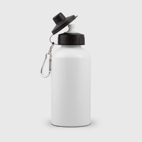 Бутылка спортивная  Фото 02, Лого хабрахабр