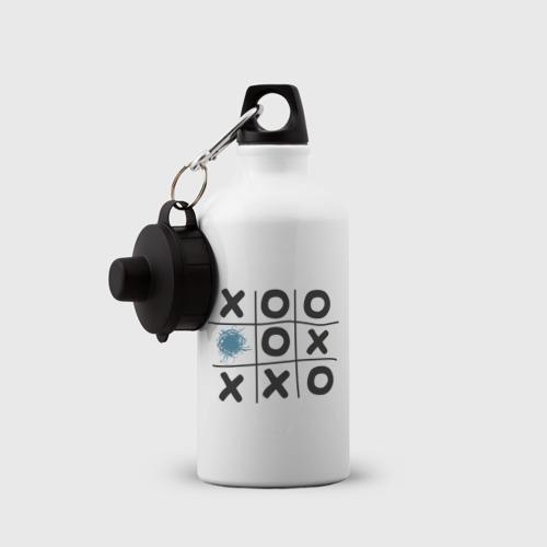 Бутылка спортивная  Фото 03, Хабра- крестики нолики