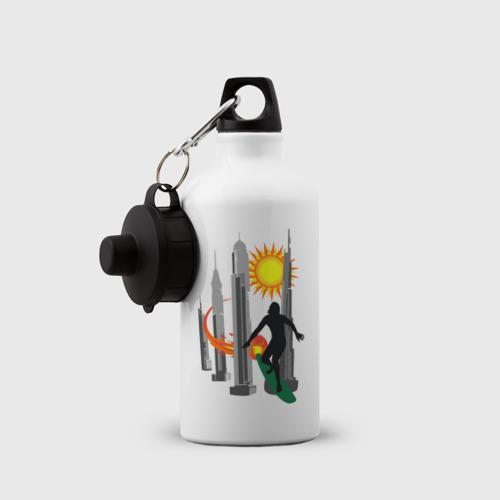 Бутылка спортивная  Фото 03, Уличный серфер