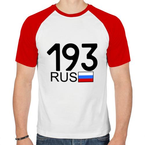 Мужская футболка реглан  Фото 01, Краснодарский край-193
