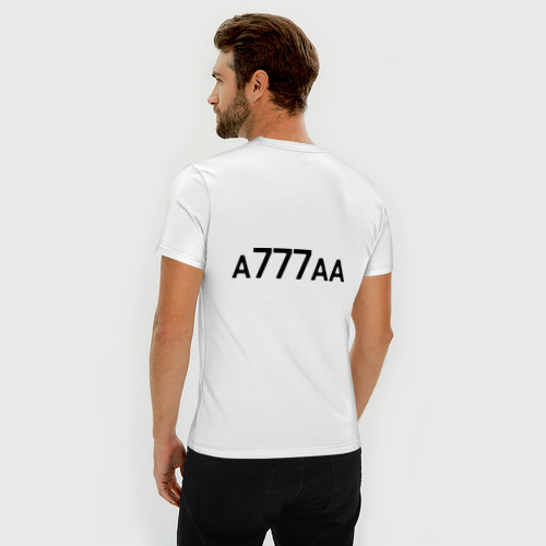 Мужская футболка премиум  Фото 04, Московская область-150
